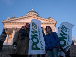 Järjestöt muistuttavat ehdokkaita: Ilmastonmuutos ratkaistaan kunnissa