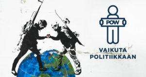 POWin polku osa 1 – Vaikuta politiikkaan